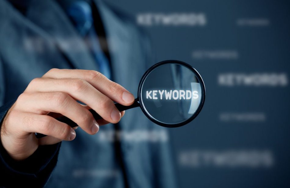 keyword research topic clustering