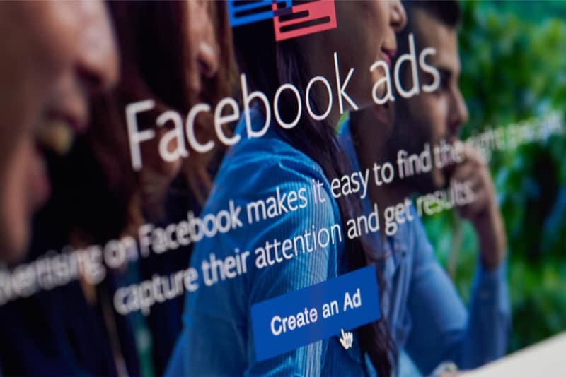 facebook ads desktop screen