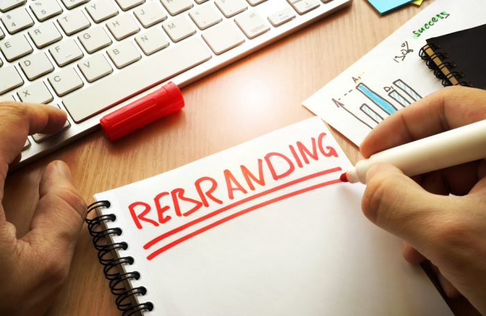 what to consider before rebranding