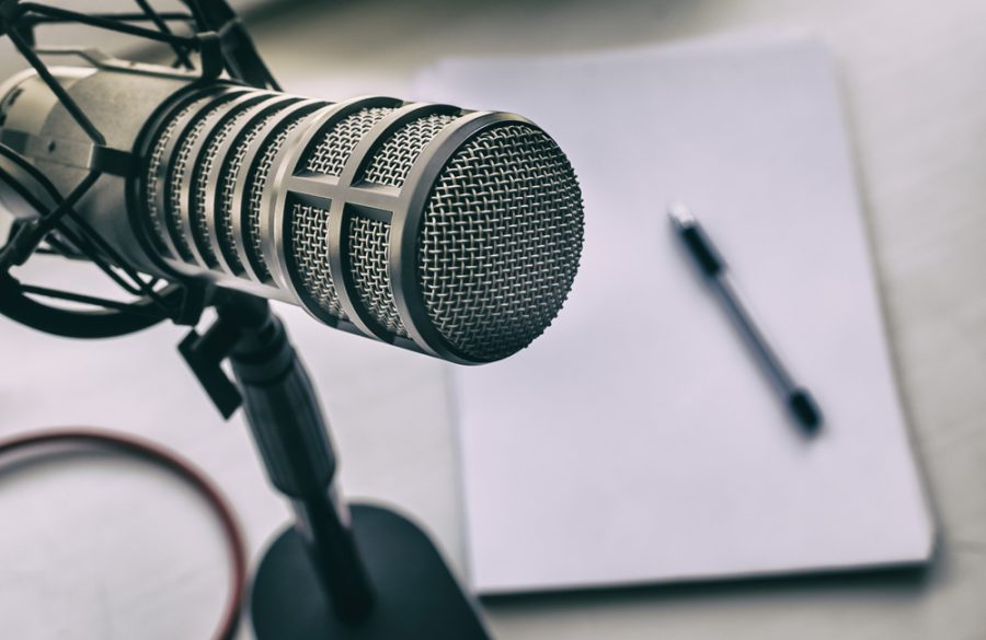 making a podcast for your business