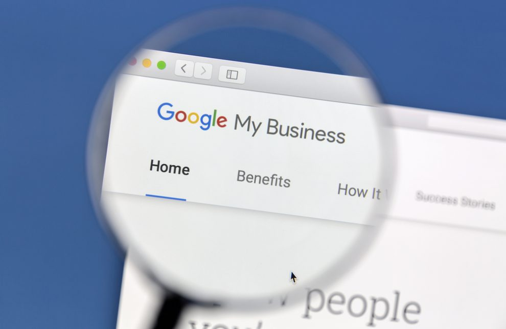 The Benefits of a Google My Business Listing